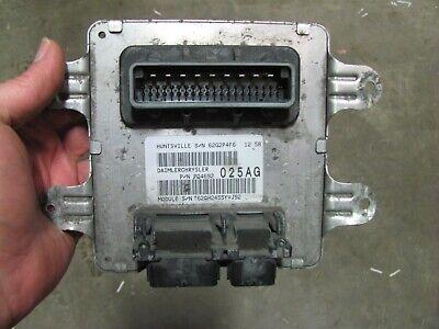2005 Dodge Durango Fuse Box Control Module Unit Part P04692025ag Ebay