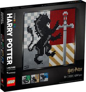 LEGO-ART-Mosaik-31201-Harry-Potter-Hogwarts-Wappen-4249-Pieces-N2-21