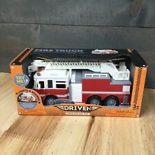 Rigs at Play Speed Driver Tool Car Bundled with Driven Play Set Mini City Signs Track /& Trucks Blind Box Garage 3 Items