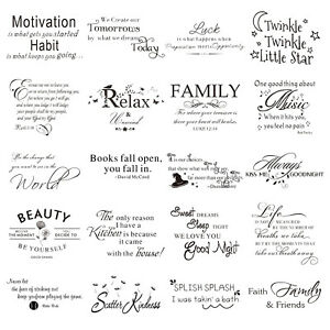 English-Letter-Words-Self-Adhesive-Wall-Stickers-Removable-Decal-Bedroom-Decor