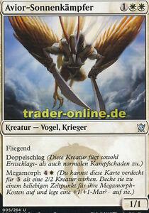 2x avior-solar combatientes (Aven sunstriker) Dragons of tarkir Magic  </span>