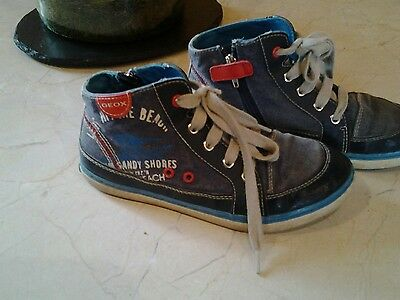 GEOX / Sneaker / Boots / Gr.33