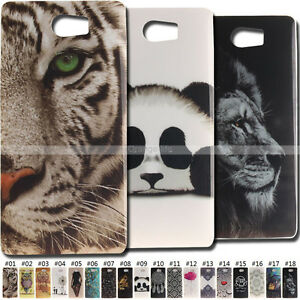 Painted-TPU-Silicone-Cover-Back-Rubber-Soft-Skin-Case-For-Huawei-Y5-II-Y5-2