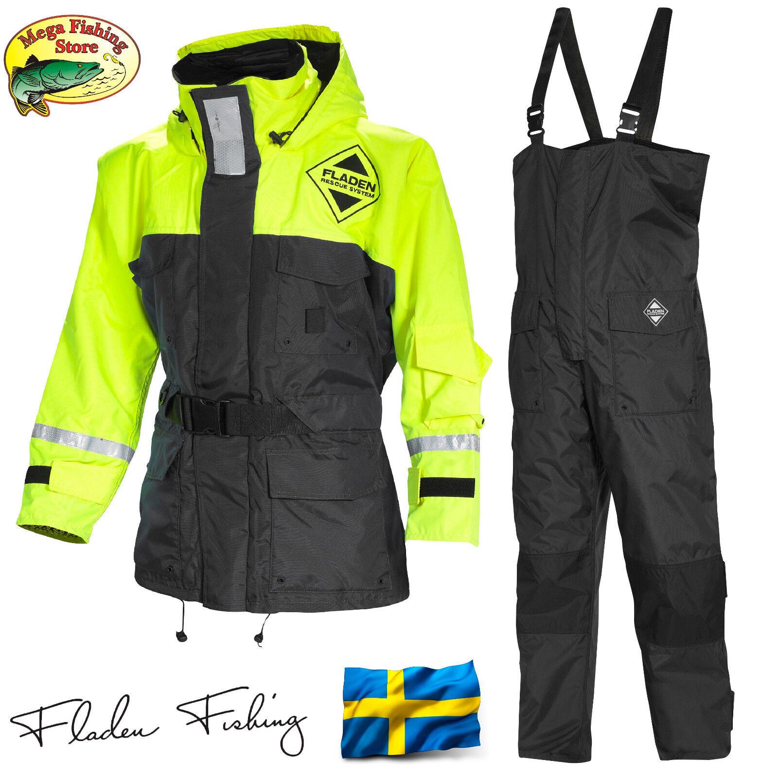 Fladen traje floatinganzug - 846gs  CHAQUETA + 847 pantalones - 2-divisores Noruega  el mejor servicio post-venta