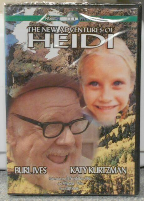 The New Adventures Of Heidi DVD, 2009  - $1.50