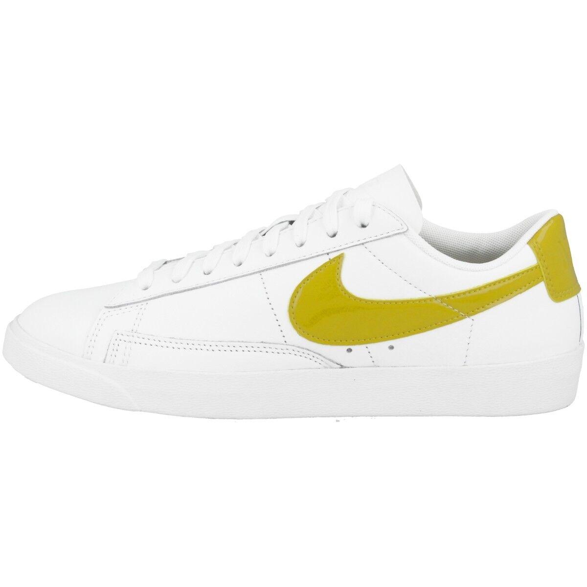 Nike Americana Low Le mujer Piel Calzado de Mujer Zapatillas Zapatillas Zapatillas blancoo AA3961-108  minoristas en línea
