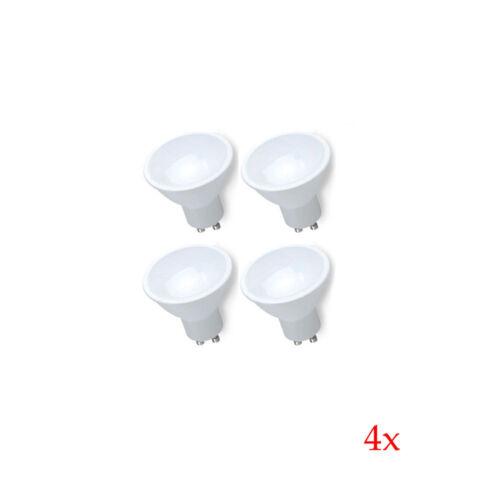 New Dimmable GU10 6W LED Light Bulb Spotlight Lamp Cool//Warm=55W Halogen Bulb BF
