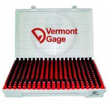 Gage Pin Set 2515 5005 Plus Vermont 101300500 250 Pcs Class Zz New