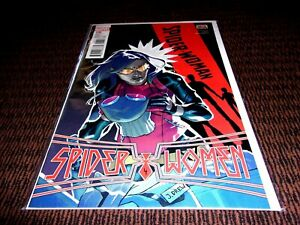 SPIDER-GWEN #1 2 3 1ST PRINTING SET//3 MARVEL STACY SPIDER-WOMAN BAGGED//BOARDED