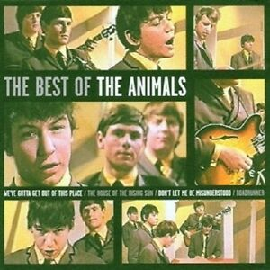 THE-ANIMALS-034-THE-BEST-OF-THE-ANIMALS-034-CD-NEUWARE