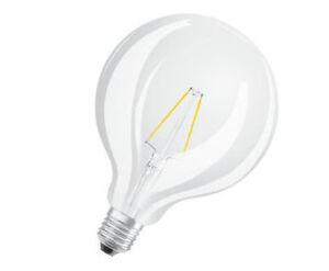 Lampade Globo A Basso Consumo : Lampada globo led w osram: glühbirne watt lumen dekoration