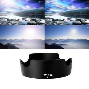 EW63C EW63C la cámara Parasol para Canon EF-S 18-55 mm f / 3,5-5,6 IS