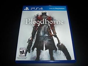 Replacet Case (NO GAME) Bloodborne PlayStation 4 PS4 100 ...