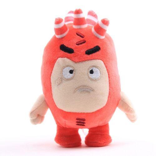 9/'/'//14/'/' Oddbods Plush Toy Soft Cute Stuffed Doll 7 Colors Kids Gift US Stock