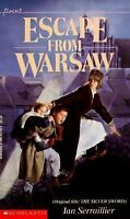Escape From Warsaw by Ian Serraillier Paperback Book
