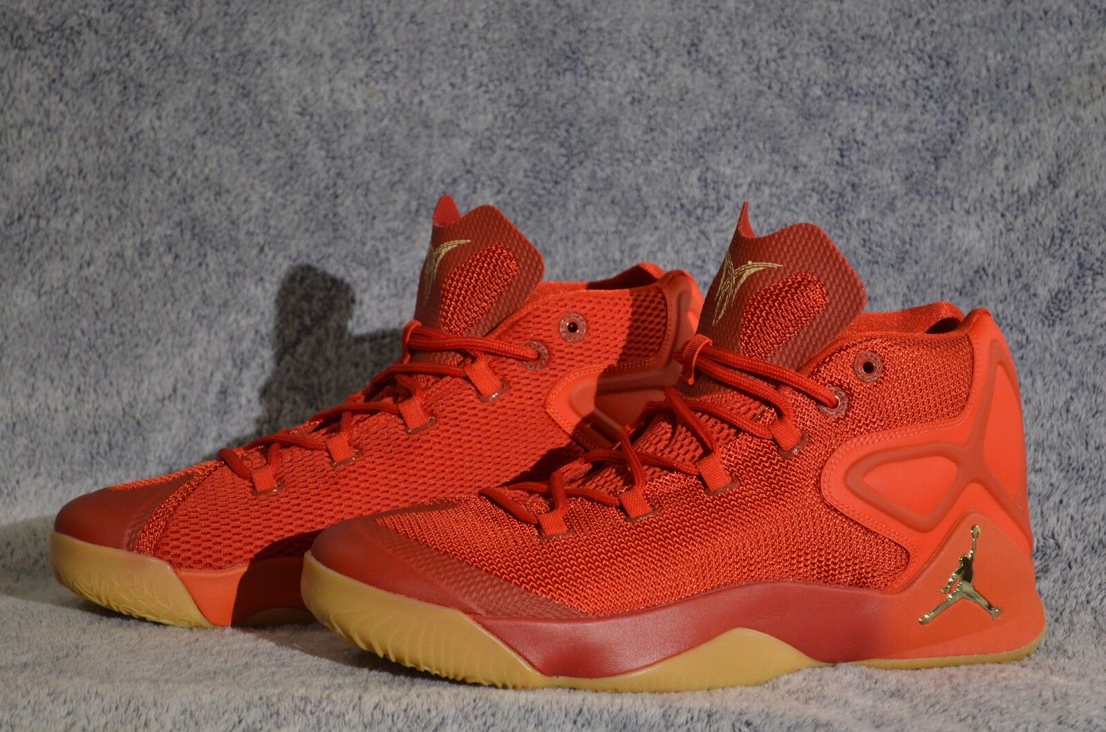 Nike Jordan Brand Carmelo Anthony M12 – Size 11.5 – Red/Gum – NWOB