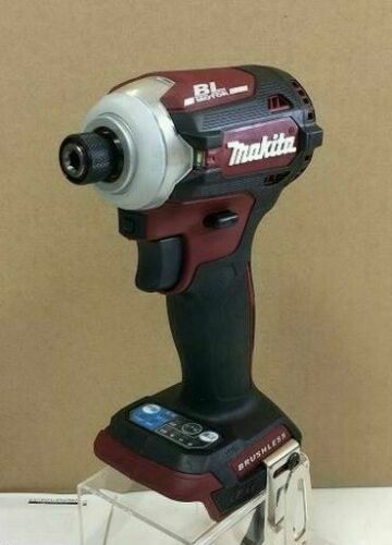 Makita TD171DZAR Impact Driver Authentic Red 18V 6.0Ah Body Only TD171DZ