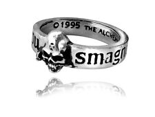 The Great Wish Ring Size W - Alchemy Gothic Skull Jewellery