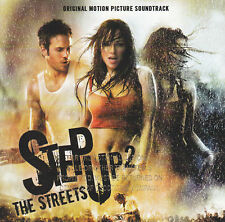 Step Up:2:The Streets-2008-Original Movie Soundtrack CD