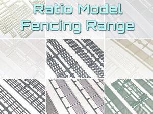 ratio-echelle-modele-plastique-ESCRIME-Piquet-ciment-metal-OO-Hornby-rail