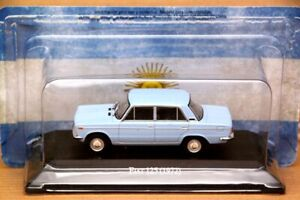 Altaya-1-43-Ixo-Fiat-125-1972-DIECAST-Car-Model-Auto-Toys-Collection-veneno