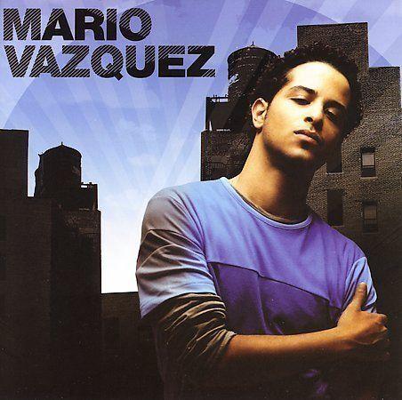 1 of 1 - Mario Vazquez by Mario Vazquez (CD Album)