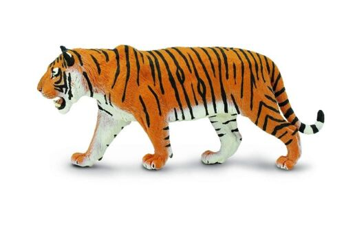 Safari Limited 111389 Tiger 25 Cm Series Wild Animals