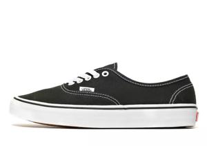 Details about Vans Authentic Black Black Shoes Classic Skater Casual blackfridaygr. 40.5- show original title