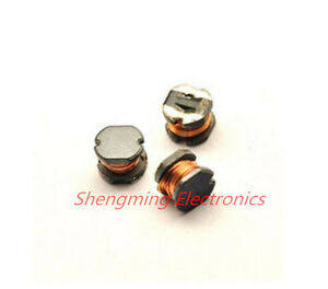 10PCS CD74R 22uH 7.4x7.4x4mm 220 inductores de potencia SMD inductor blindado