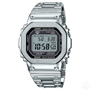 5beca583be8c GMW-B5000D-1 CASIO G-SHOCK Full Metal Bluetooth Watch GShock Made in ...