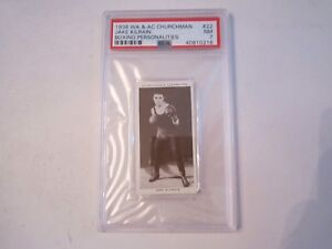 1938-JAKE-KILRAIN-22-WA-amp-AC-CHURCHMAN-BOXING-CARD-PSA-GRADED-PSA-7-BN-20