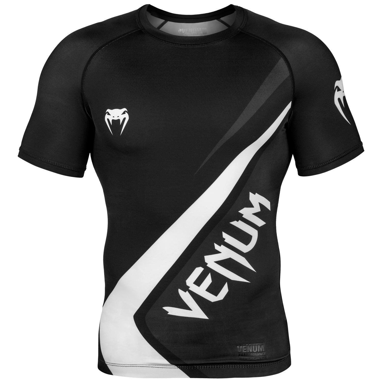 Venum rashguard contender 4.0  SS MMA BJJ erupción Guard compresión Camisa Caballero  tienda de descuento
