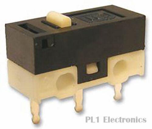 souder Multicomp DM1-00P-110-3 Microswitch pin piston inverseurs 125 v 1 a