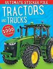 Tractors and Trucks Ultimate Sticker File by Make Believe Ideas (Paperback, 2014)