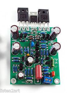 class ab mosfet l7 audio power amplifier board kit mono 300 350watt x1 new ebay. Black Bedroom Furniture Sets. Home Design Ideas