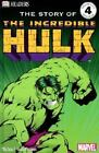 DK Readers: The Story of the Incredible Hulk by Dorling Kindersley Publishing Staff and Michael Teitelbaum (2003, Hardcover)