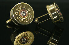 Shot Gun Cuff Links