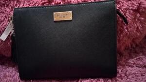 Gloednieuw Secret Zwart Authentiek Oversized Clutch Victoria's Beauty Essentials 8nwvNmO0