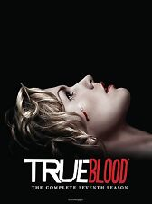 True Blood Season 7 The Complete Seventh 7 7th  (DVD, 2015, 4-Disc Set) New