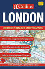 London Street Atlas Small by HarperCollins Publishers (Spiral bound, 2005)