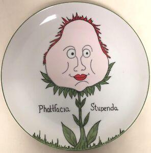 FRANCI-VILLA-VANILLA-PALM-BEACH-PLATE-TASTE-SETTER-PHATTFACIA-STUPENDA-PLATE