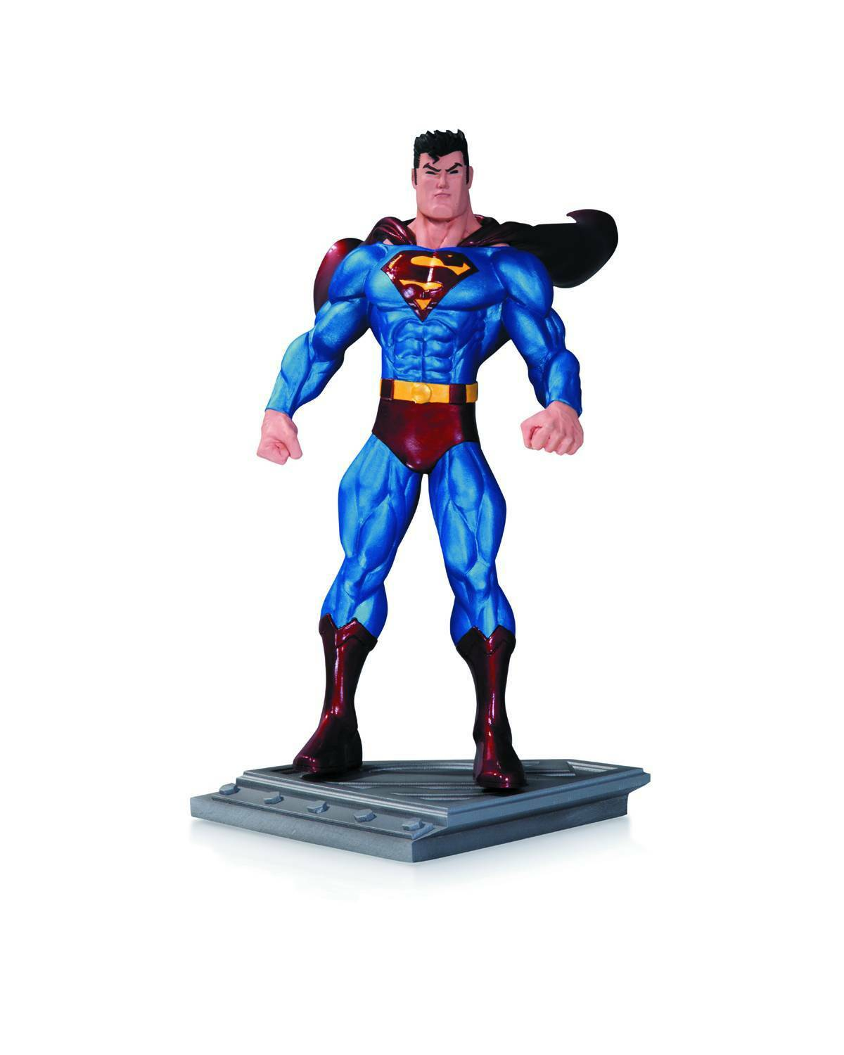 Superman  The Man of Steel Statue Ed McGuinnes Dc Collectibles