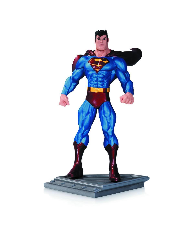 de moda súperman    el Hombre De Acero Estatua Ed Mcguinness Dc Collectibles  Las ventas en línea ahorran un 70%.