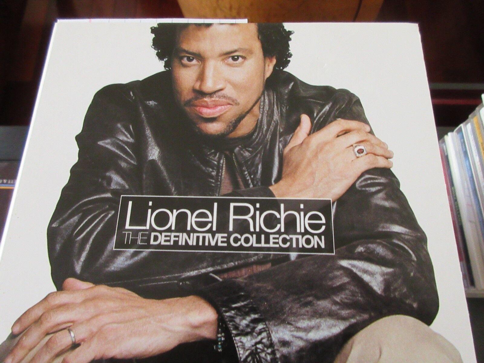 Lionel Richie , Definitive Collection , CD 44006881522