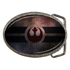 Star Wars Rebel Alliance Logo Belt Buckle - Free Shipping Worldwide