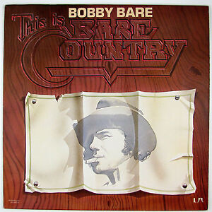 BOBBY-BARE-This-Is-Bare-Country-LP-1977-COUNTRY-NM-NM