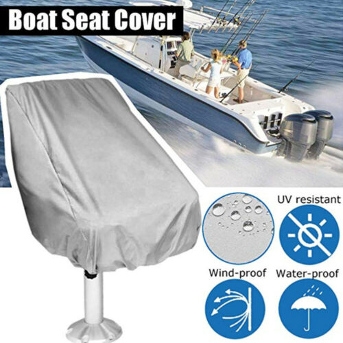 Ship Waterproof UV Resistant Boat Seat Cover Dust Fishing Protection Furniture