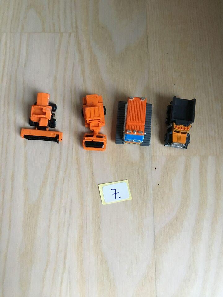 Biler - små, Micro Machines