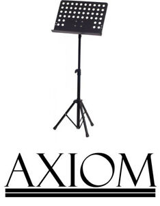 Axiom-Orchestral-Metal-Music-Stand-Ideal-for-Students-Conductor-Music-Stand
