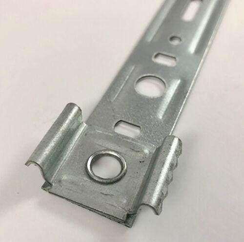 10x Montage Ancrage eindrehanker Hesse Crampon Pour Plastique Fenêtre